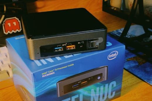 性能强劲的迷你台式机   Intel NUC体验