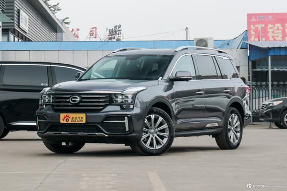 广汽传祺传祺GS8够狠,这车最高直降1.05万,买竞品的都后悔了!