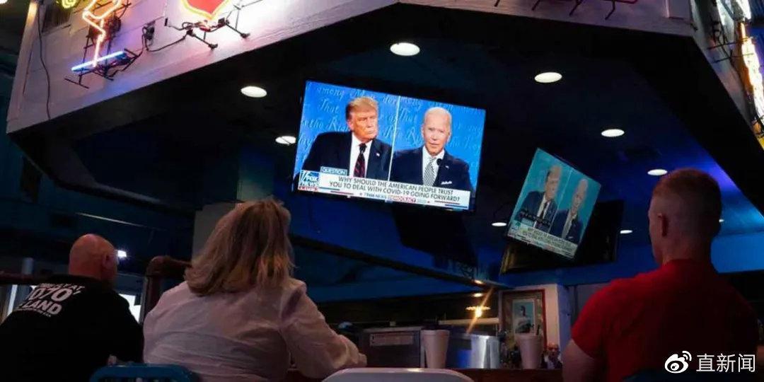 媒体:这一场美国大选可以用惨烈来形容