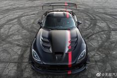 猛蛇出洞!Dodge Viper(道奇蝰蛇)ACR!疯狂美系的代表作!