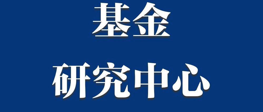 【银河证券】公募基金一周业绩简报20201024