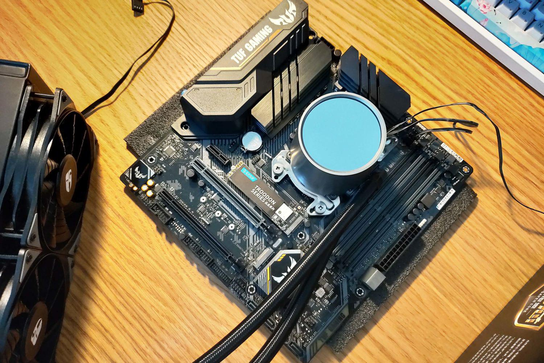 双十一攒机:全模组电源与侧透机箱全解析