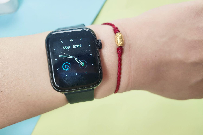 不仅仅是一块智能手表,更是你运动的最佳伴侣