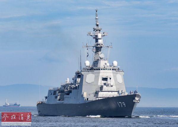 """日本""""宙斯盾""""海上方案细节披露图片"""