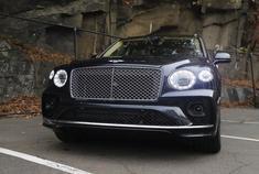 Bentley Bentayga V8,颜值有提升!汽车资讯 (宾利)