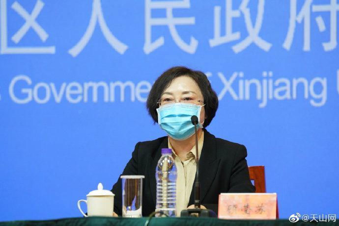 新疆:目前疏附县22例确诊病例为新冠肺炎普通型患者图片