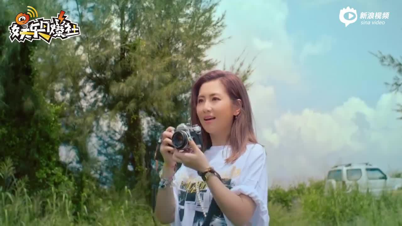 视频:任家萱Selina 39岁生日挑战爬百岳 S.H.E合体庆祝
