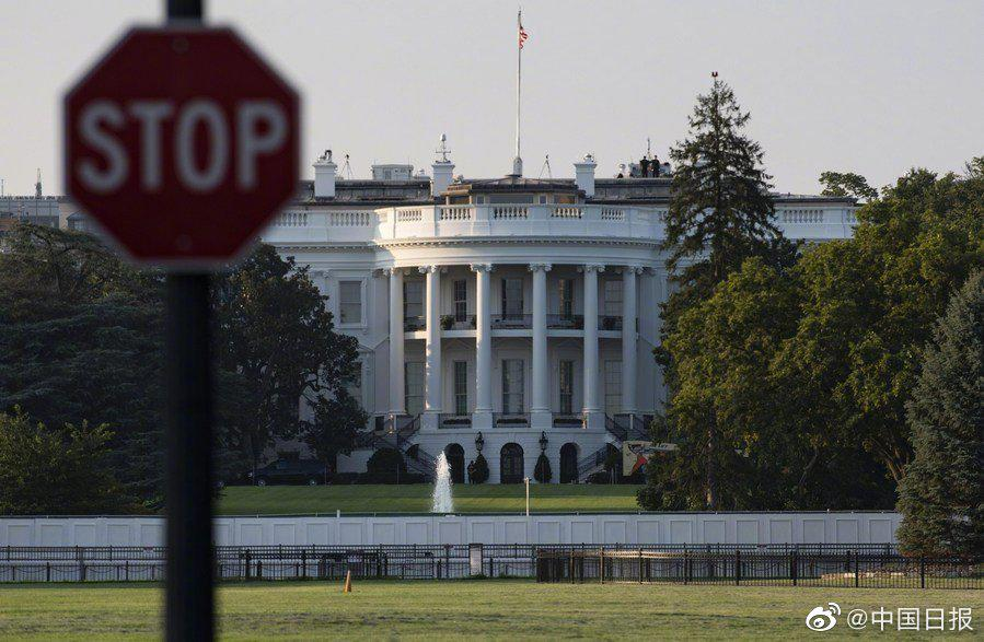 美媒:美国五个州最有可能因大选结果发生武装