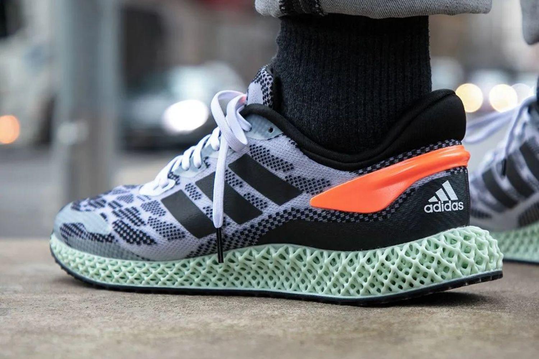 跑鞋搭上4d打印,究竟值不值购买