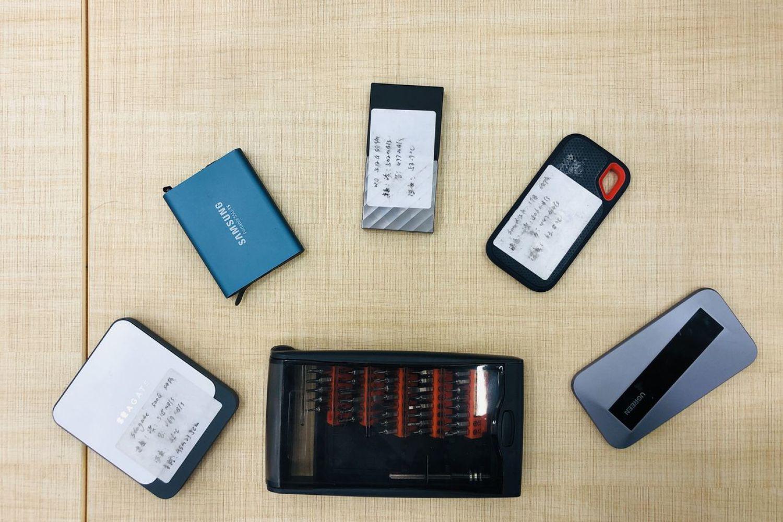 双十一移动固态硬盘怎么选?看完这5款对比吧