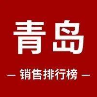 2020年1-10月青岛房地产企业销售业绩排行榜