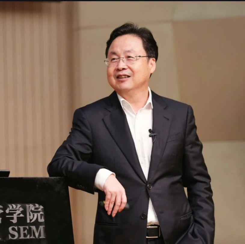 嘉实基金董事长赵学军给想要从事金融业的年轻人的三个锦囊