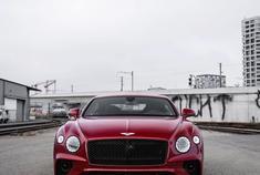 Bentley Continental GT 汽车视觉汽车资讯 (宾利)