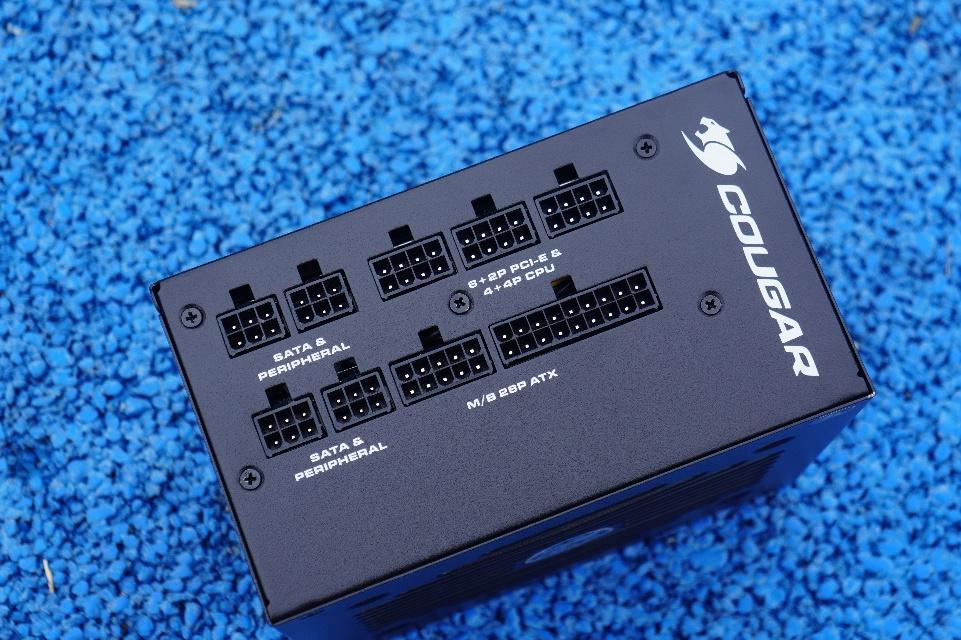 骨伽GEX750金牌全模组电源装机体验