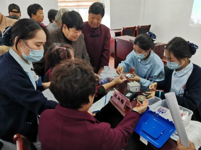 象山开展糖尿病日主题活动 一起了解糖尿病防治知识
