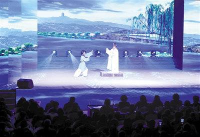慈溪举办戏曲演唱大奖赛决赛 15支参赛队伍演绎精彩