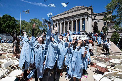 美国国务院报告:中国赴美留学生增幅锐减