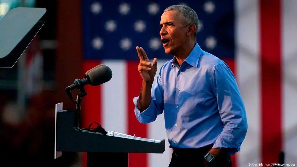 奥巴马回忆录谈中国纠结又拧巴,专家这样说图片
