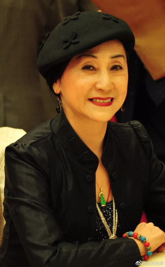 出名跳舞家陈爱莲去世,享年81岁(图1)