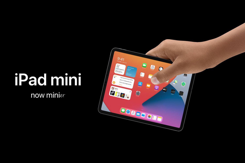 iPad mini 6基本确定:A14+全面屏,有点香