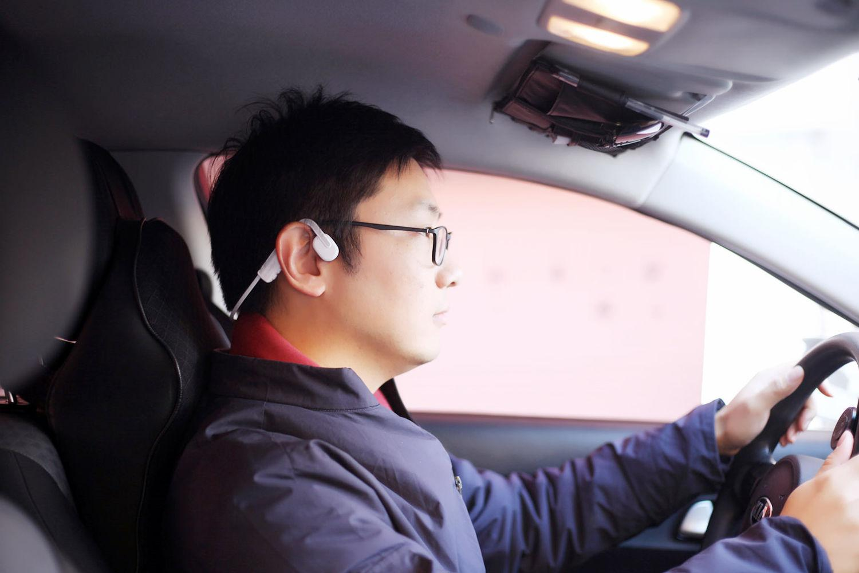 户外运动更安全,韶音OpenMove骨传导耳机实测