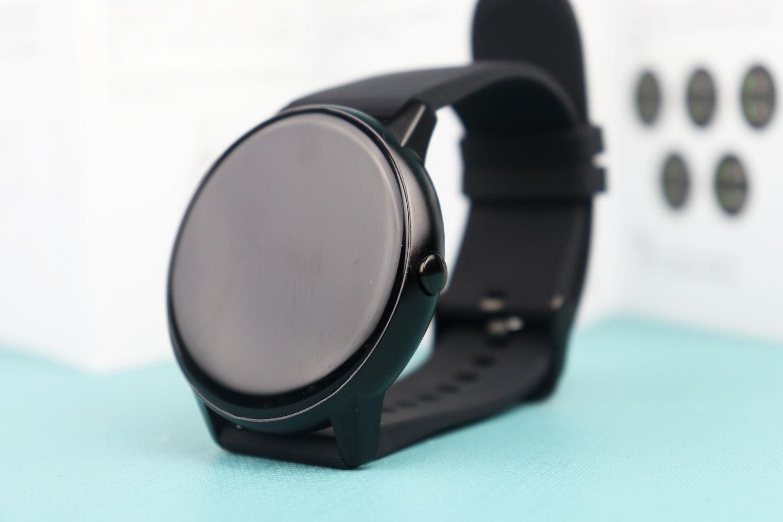 24小时监测体温和心率,咕咚智能手表F4体验