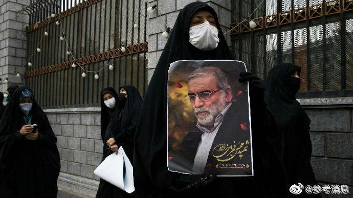 美媒:美官员称以色列是暗杀伊朗科学家的幕后黑手