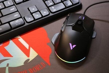 重新定义百元游戏鼠标:雷柏V330
