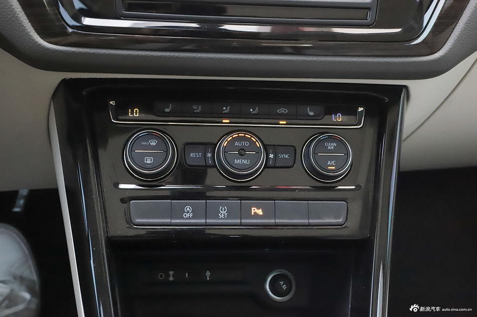 2018款途安L 1.4T自动舒雅版280TSI六座