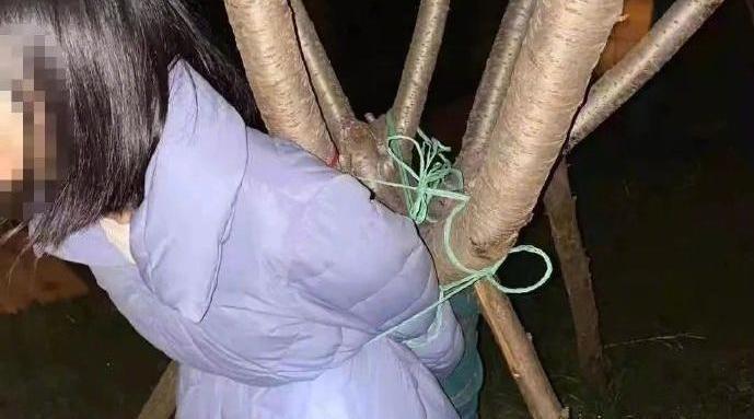 四川一女子为检验男友真心 自导自演绑架案被行拘