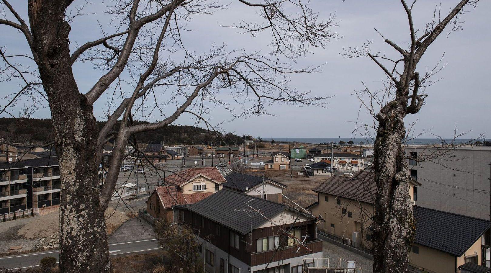 日本鼓励居民搬到核污染区