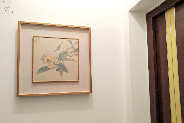 花鸟系列林椿名作复刻版画打造高级复古文艺范