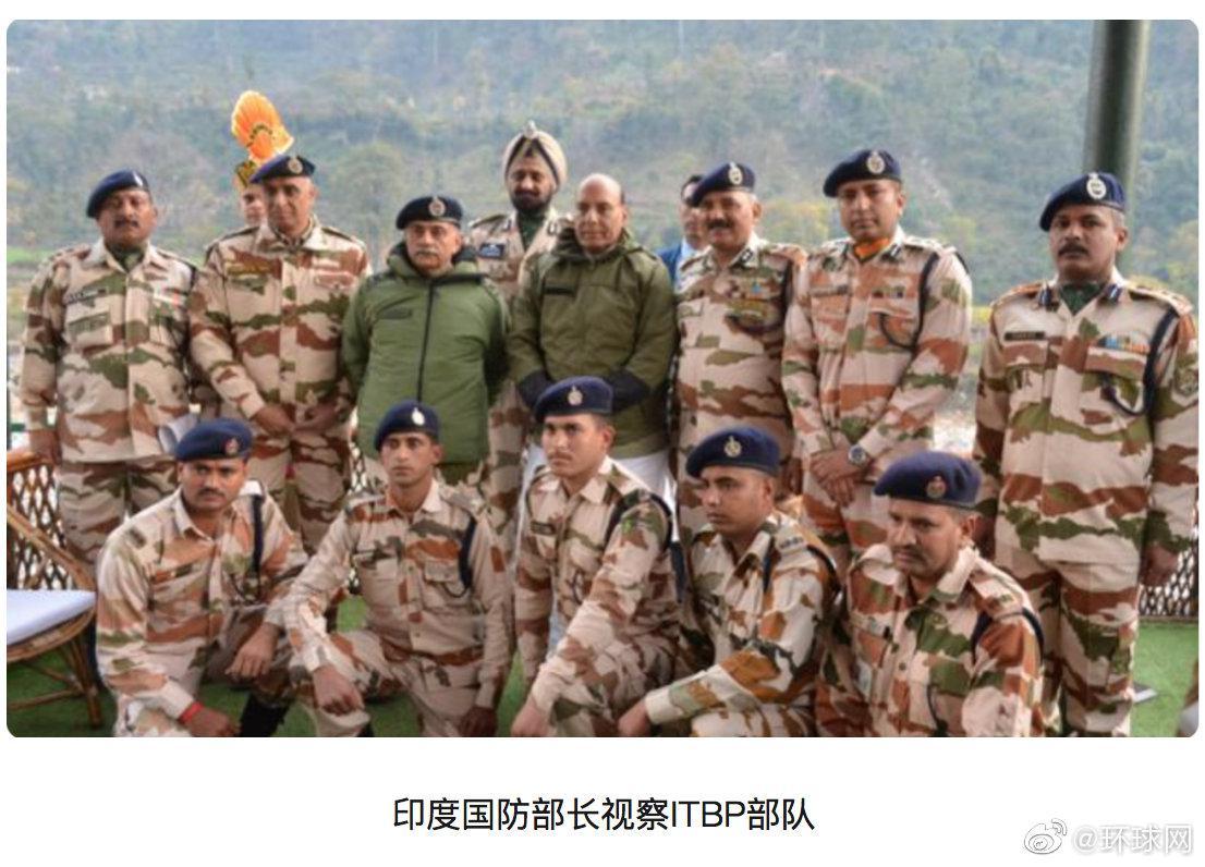 扛不住了?印度边境警察部队哀求轮换图片