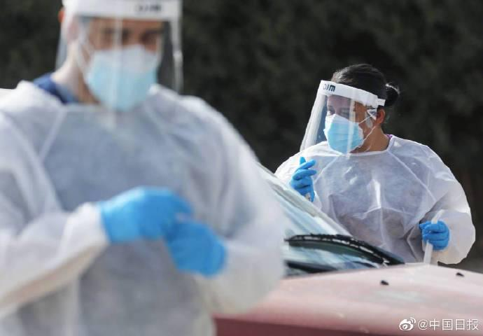 加州发现新冠变异毒株 死亡人数本周二创新高