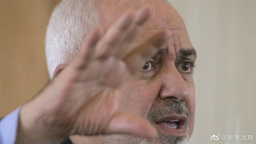 """伊朗外长:特朗普试图""""捏造""""借口袭击伊朗"""