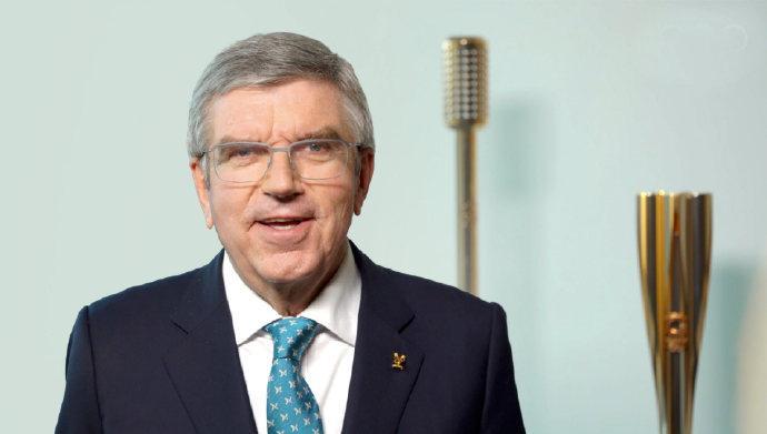 巴赫发表2021新年致辞:期待今年东京奥运顺利举行