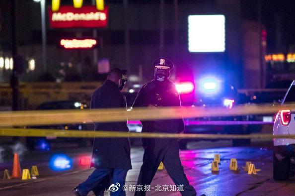 芝加哥枪击案一中国留学生遇害 系北大光华本科生图片