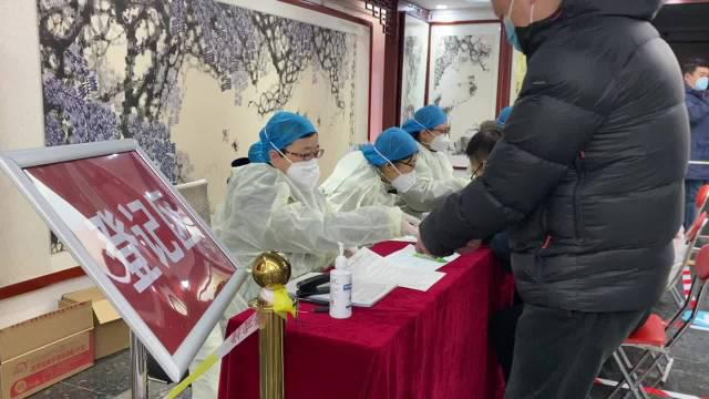 北京新冠疫苗接种人数破百万