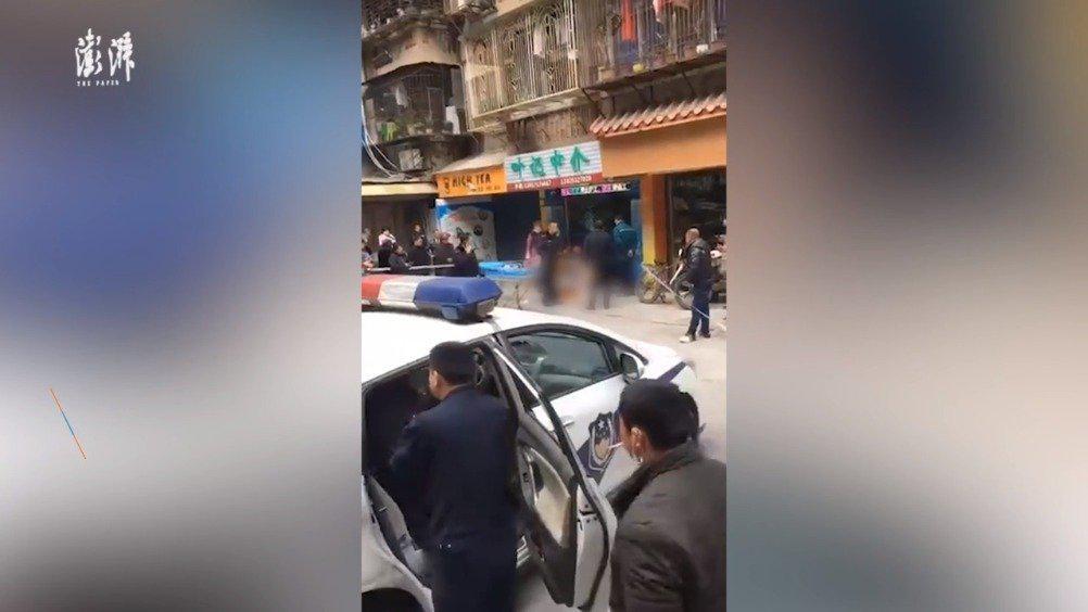 男子持刀将女子砍伤致死 警方:因家庭问题心存积怨