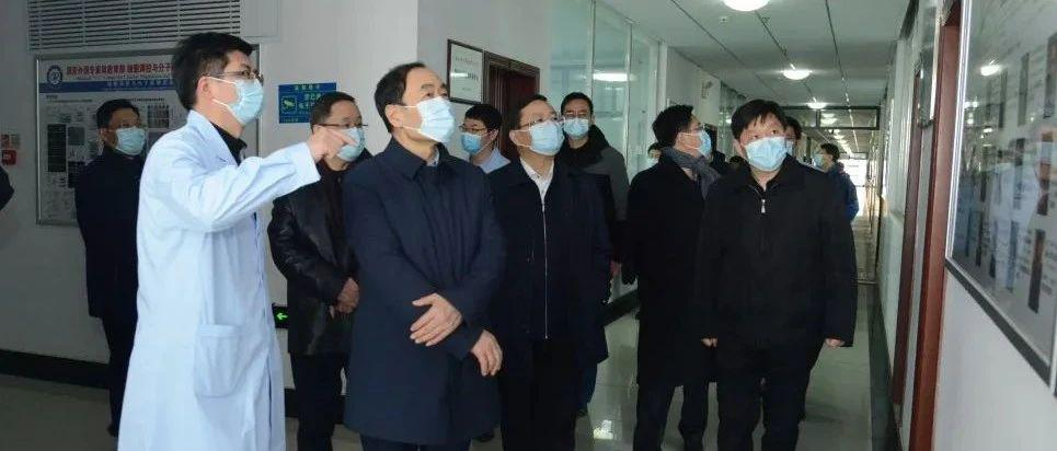 副省长赵海山来湖北工业大学调研