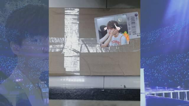 终于拿到了  太爱了吧#王俊凯[超话]##王俊凯##王俊凯的阳澄湖[超话]#