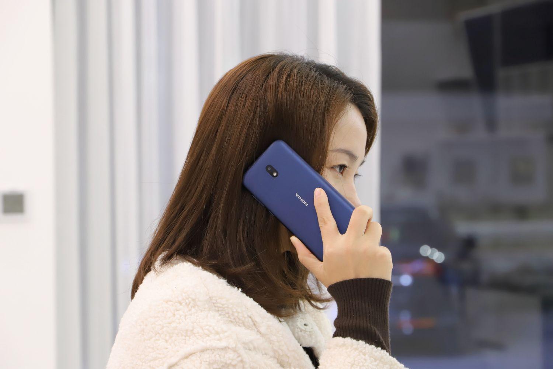 老少皆宜的手机:诺基亚C1 Plus上手体验