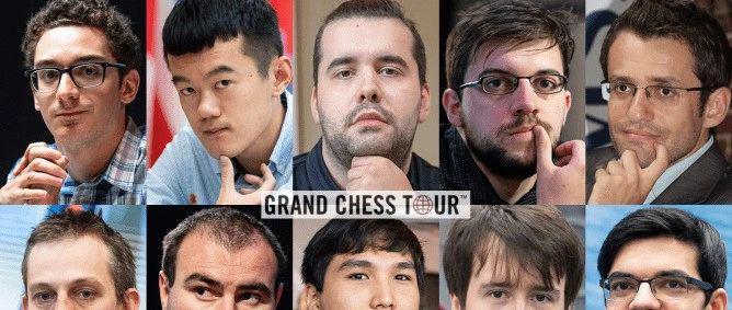 国际象棋超级巡回赛公布参赛名单 丁立人在参赛之列