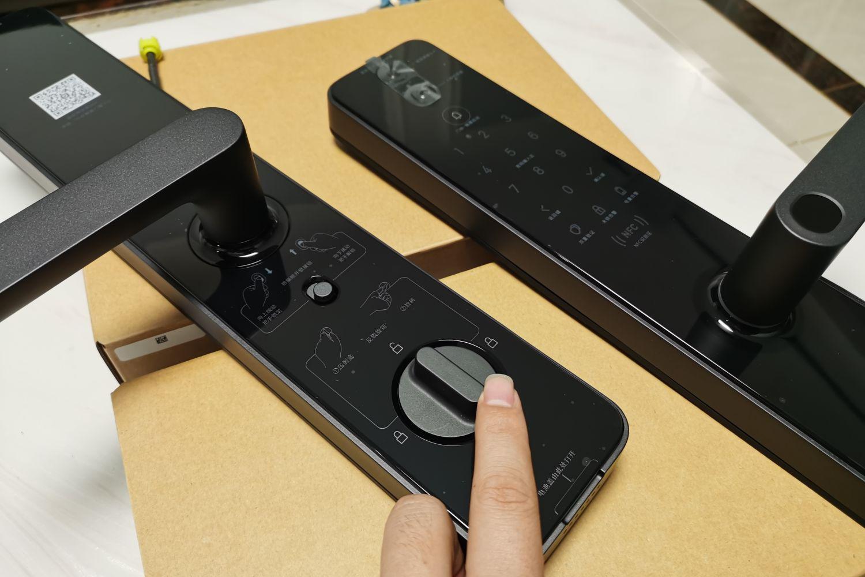 三合一的小米智能门锁Pro不止是省钱