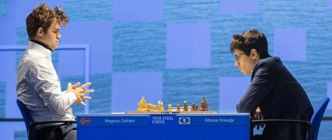 卡尔森领先维克安泽国际象棋节大师组开战 卡尔森等三人首轮获胜