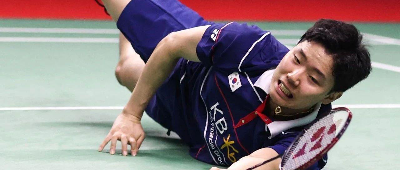 尤尼克斯泰国公开赛:韩国队五场半决赛全部告负
