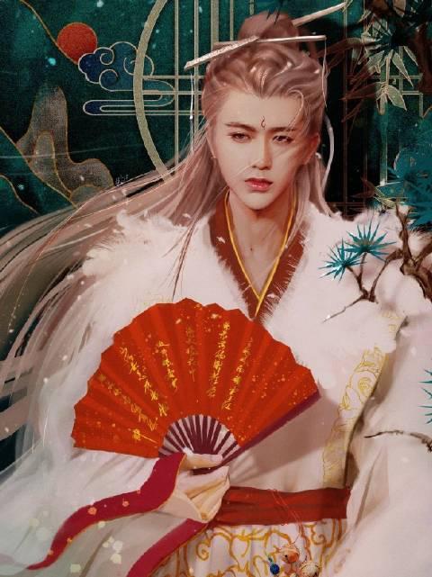蔡徐坤版白月光与朱砂痣