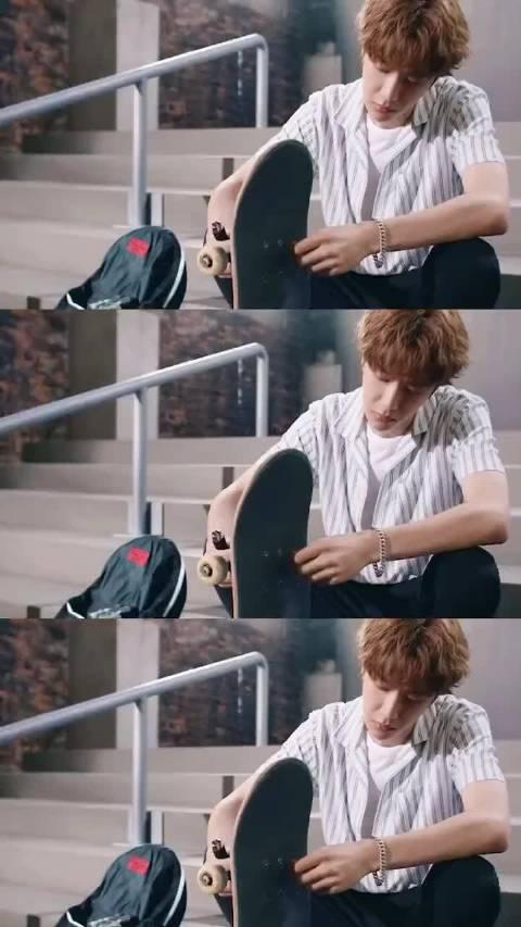 我的滑板少年