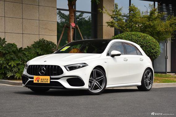 有颜值还有料,内外兼修的奔驰AMG A(进口)最高直降0.46万啦!