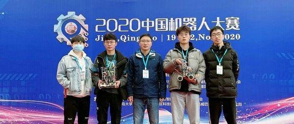 中国机器人大赛一等奖Nauer的代码世界